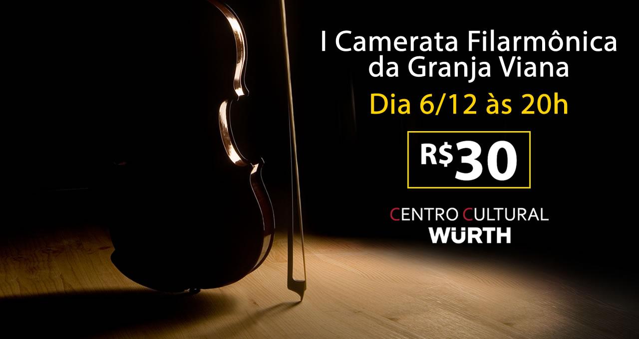 I Camerata Filarmônica da Granja Viana
