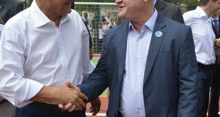 Alckmin e Josué