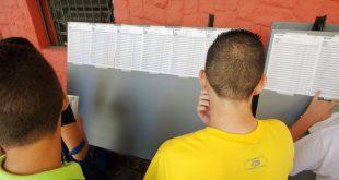 Lista dos locais da prova do Vestibulinho está disponível na internet e na unidade em que o candidato pretende estudar (Foto: Gastão Guedes)