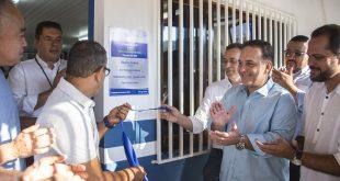 Prefeito Rogério Franco inaugura posto do Centro Integrado Tributário (CIT), em Caucaia do Alto