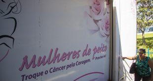 Aviso: Carreta da Mamografia não funciona no feriado de Tiradentes (21/04)