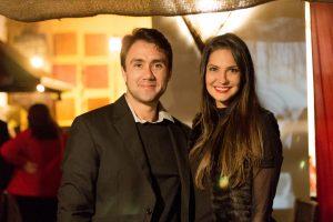 Dr. Fernando Ferraz e Gisele Macedo