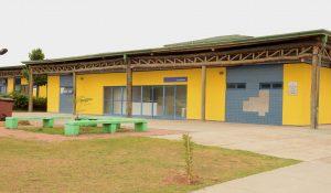 fachada da Unidade de Fisioterapia do Parque Gabriel Chucre