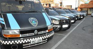 novas viaturas e bases móveis da guarda civil de vargem grande paulista
