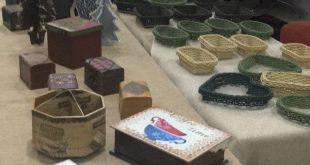 itens à venda no bazar