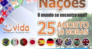 A Festa das Nações da Granja Viana chega a sua 33ª edição
