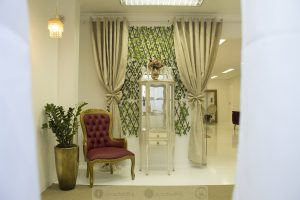 interior da Maison D'Marié