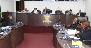 visão geral da plenária da câmara de carapicuíba durante sessã ordinária do dia 7 de agosto de 2018