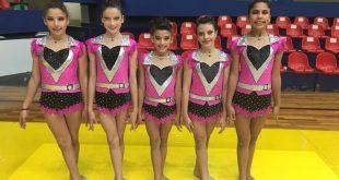 Ginástica Rítmica de Cotia se classifica para a final dos Jogos Estaduais Infantil