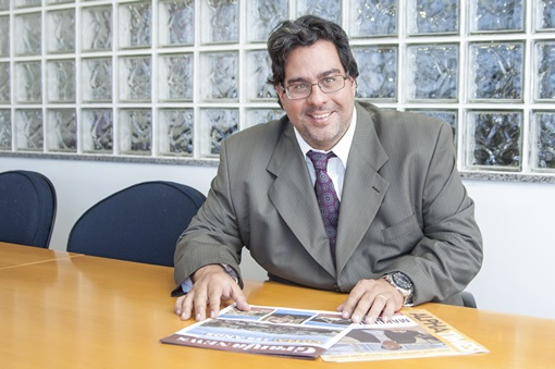 Rodrigo Rodrigues diretor do Many Press International Group Obrigado