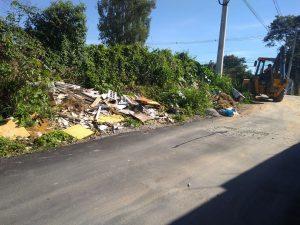 Obras_retirada entulho estrada dos Edificadores_Divulga+º+úo (2)