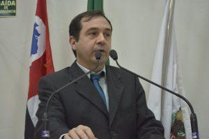 Vereador Alexandre Pierroni