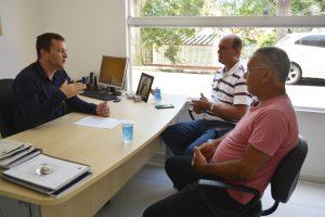 Vereador Cabo Jean se reúne com representantes do DER por melhorias no _Acesso_