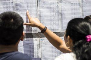 Mais de 62 mil candidatos devem fazer o Vestibular no próximo domingo, dia 14 (Foto: Gastão Guedes)