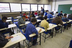 Gabarito oficial da prova será divulgado também no domingo, 14, a partir das 18h30 (Foto: Gastão Guedes)
