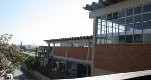 foto da fachada da estação Osasco da CPTM