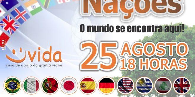 banner de divulgação da 33ª Festa das Nações
