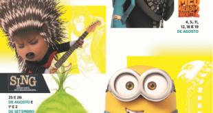 cartaz promocional do Festival Kids Cinemark