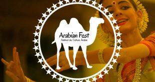 banner de divulgação da arabian fest de embu das artes