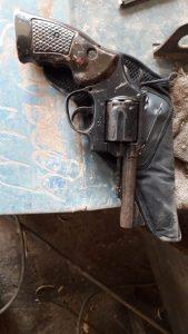 Arma calibre 38