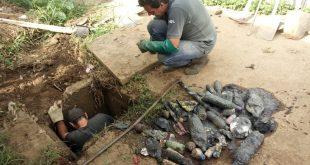 Prefeitura de Cotia executa limpeza e desobstrução de galerias para prevenir alagamentos