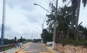 Rua Irineu Pires de Oliveira após obras