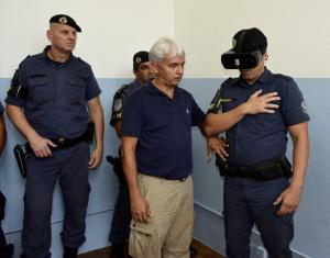 guardas civis em treinamento
