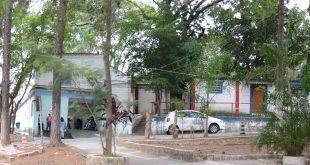 fachada do prédio do CEMM em carapicuíba