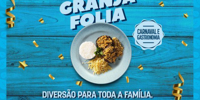 banner de divulgação do Granja Folia 2019