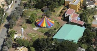 vista aérea do Projeto Âncora