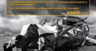cartaz de campanha de trânsito responsável do estado de SP para a páscoa de 2019