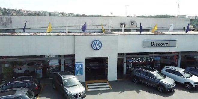 Discovel apresenta o T-Cross, o SUV compacto da Volkswagen