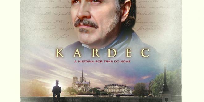 cartaz de divulgação da venda de ingressos do filme kardec na rede cinépolis