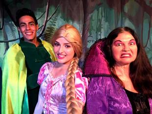 Rapunzel é tema do próximo domingo é dia de teatro do Shopping Granja Vianna
