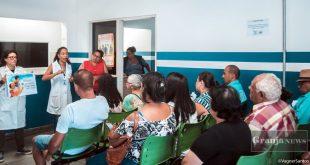 """Prefeitura de Cotia realiza o projeto """"Saúde em Ação"""", em Caucaia do Alto"""