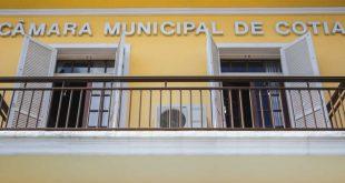39ª Sessão Ordinária da Câmara Municipal de Cotia é nesta terça-feira
