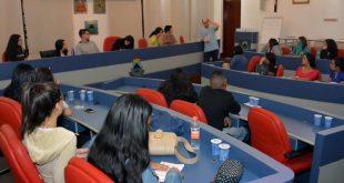 Estudantes participam de curso de Iniciação Política na Câmara Municipal