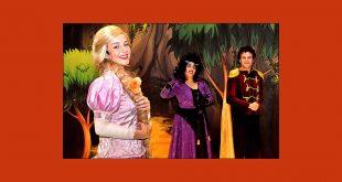 Domingo é Dia de Teatro traz Rapunzel para o Shopping Granja Vianna