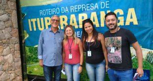 Cotia participou do encerramento da programação dos 21 anos da APA Itupuraranga