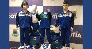 Em janeiro de 2020, Prefeitura entregará uniforme e material escolar para alunos da rede municipal