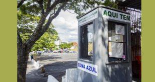 Settrans começa a instalar cabines de pagamento e regularização de zona azul