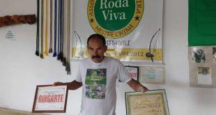 Dia 14 de março tem Roda dos Capoeiristas de Cotia, na Praça Joaquim Nunes