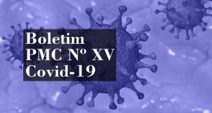 Boletim PMC Nº XV|Covid-19
