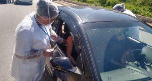 Segunda-feira (30/03), Cotia retoma vacinação contra a gripe nos drive-thrus