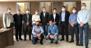 Prefeito Josué Ramos se reúne com prefeitos da região para reivindicar flexibilização do comércio