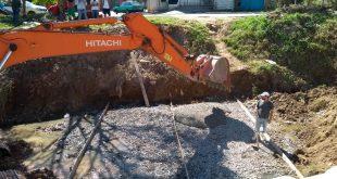 Cotia/SP – Passagem sobre o córrego ligará a rua Arara ao futuro Parque Linear do Jardim Rosemary