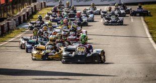 Copa SP de Kart KGV retorna com grids cheios, 34 karts na Pro-500 e vitória do ator Caio Castro
