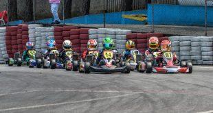 Corridas emocionantes marcam quarta etapa da Copa São Paulo de Kart Granja Viana