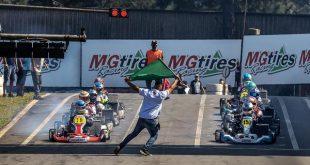 Copa KGV consagra novos vencedores antes da etapa final no Kartódromo Granja Viana