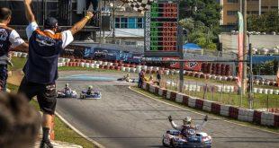 Copa São Paulo de Kart encerra temporada no Kartódromo Granja Viana com batalhas intensas na pista